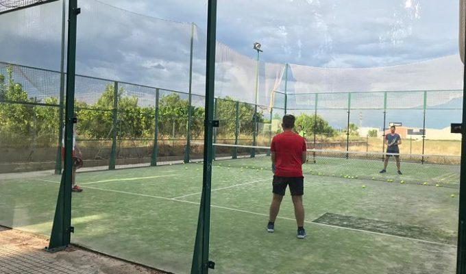 polideportivo Benaguasil Camp de Túria