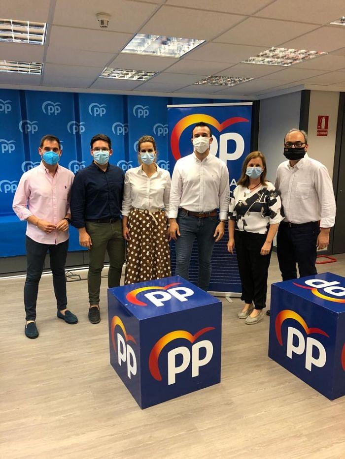 PP provincia de Valencia