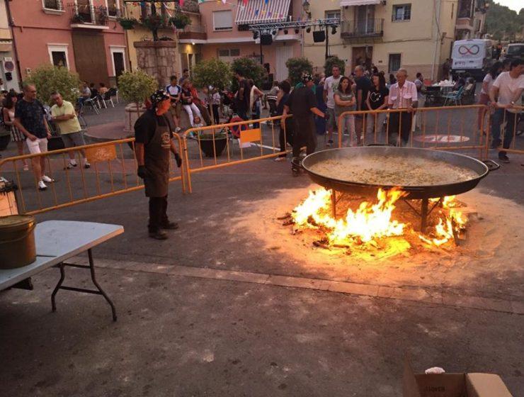 Fiestas Olocau Camp de Túria