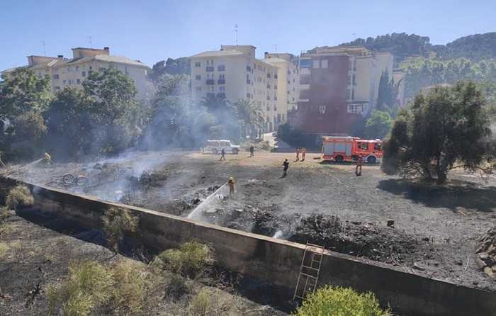incendio barranco