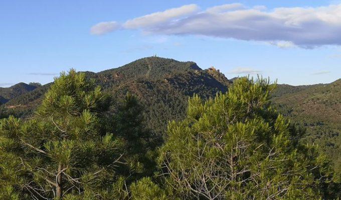 montaña Serra Camp de Túria