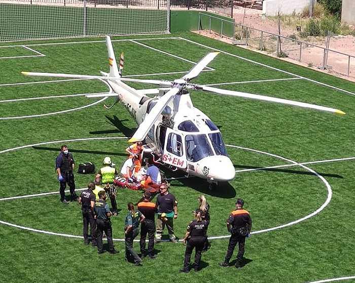 helicoptero serra