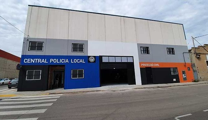 reten policia local