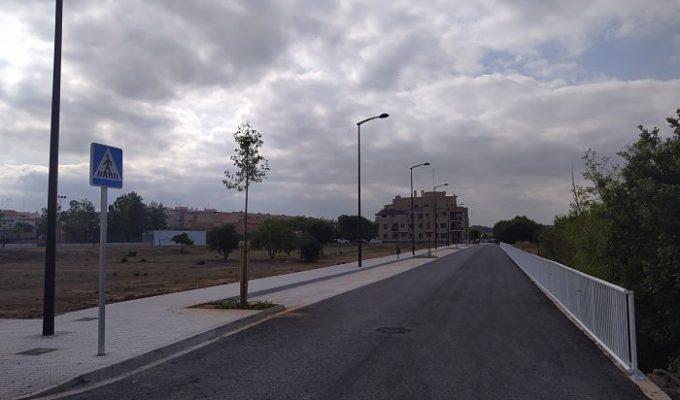 Avenida-Pont-de-Saint-Martin Bétera Camp de Túria