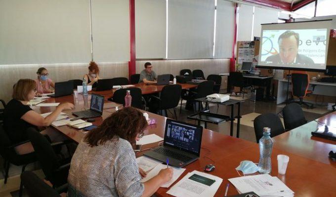 Reunión-Mesa-Industria-Mancomunitat Camp de Túria