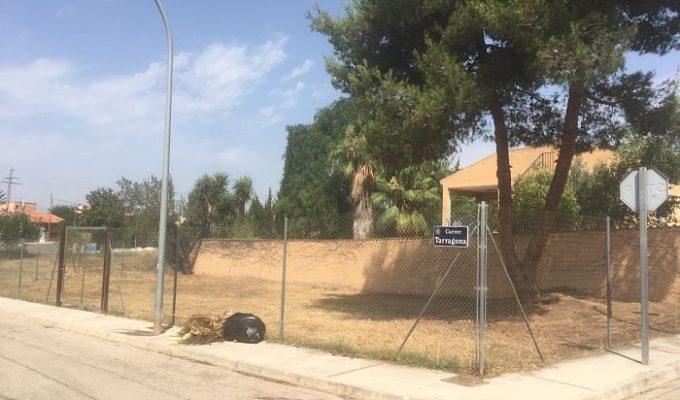 Solar-municipal_ l'Eliana Camp de Túria