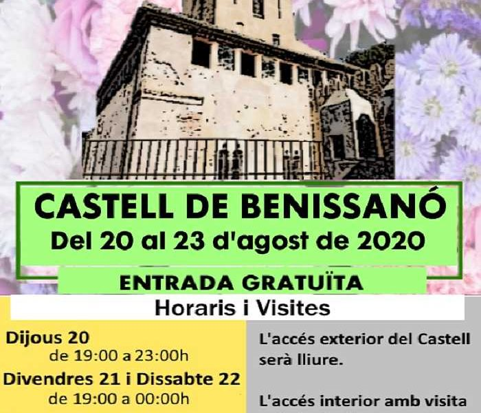 cartel benissano