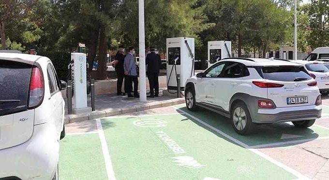coches eléctricos Llíria