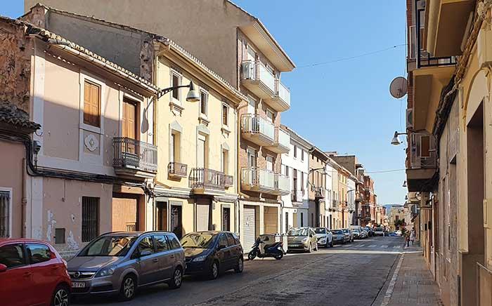 habitatges carrer Pobla de Vallbona
