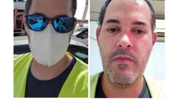 Jorge Ramos desaparecido Vilamarxant
