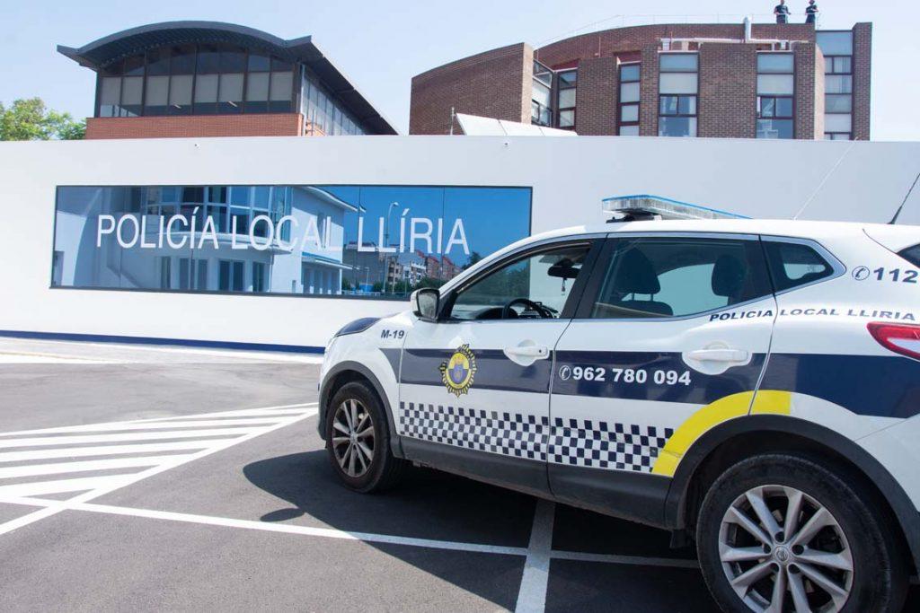 Instal·lacions Policia Local Llíria