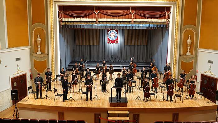 Orquestra Jove de la Unió Musical de Llíria