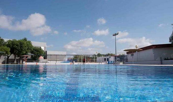 piscina benaguasil