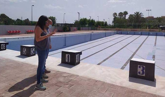piscina verano Betera