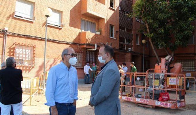 Dalmau Benaguasil vivienda pública Camp de Túria