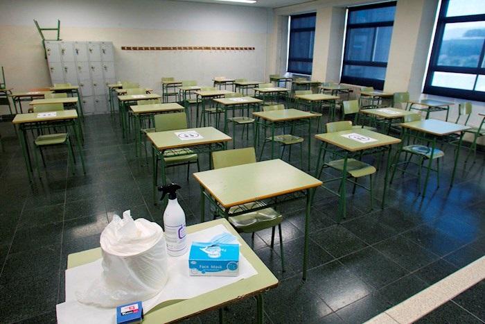 colegio aula