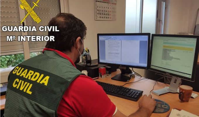 Guardia Civil Llíria Camp de Túria