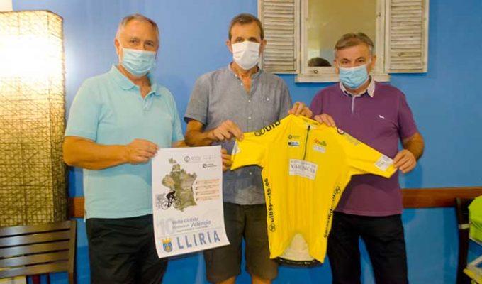 Llíria vuelta ciclista provincia de Valencia