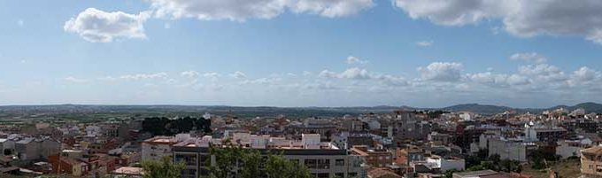 Vista panorámica de Benaguasil