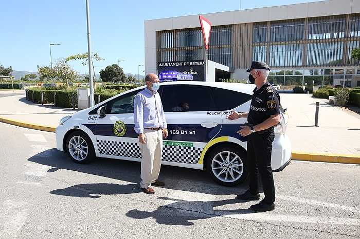 policia local betera