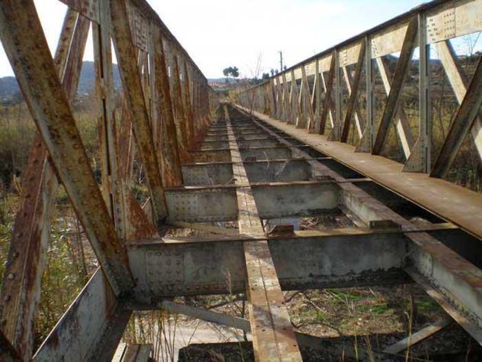 pont ferro Vilamarxant
