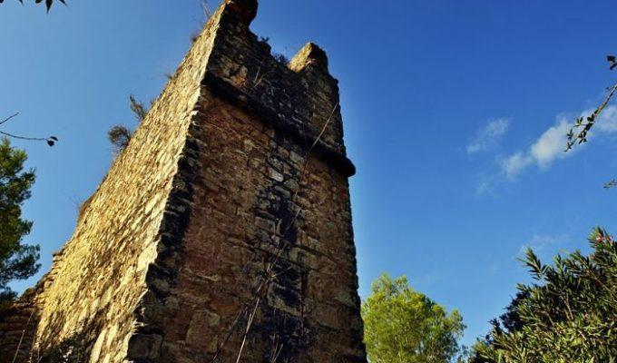 Acueducto porxinos Riba-roja Camp de Túria