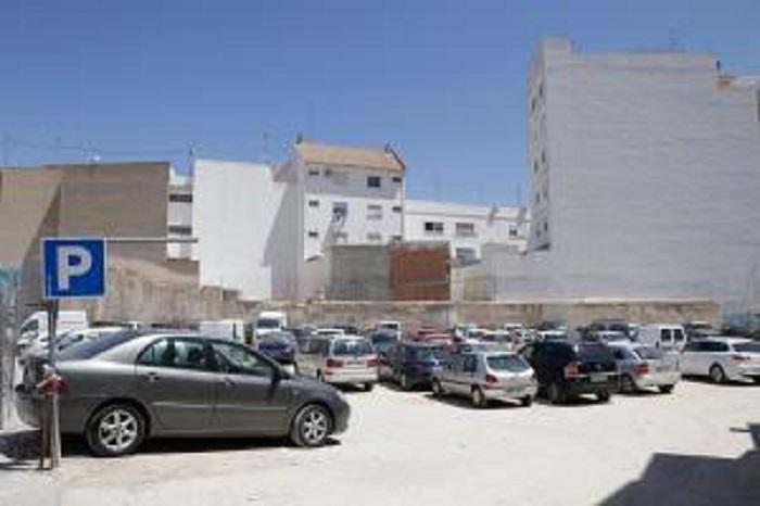 aparcamiento la cultural de Llíria