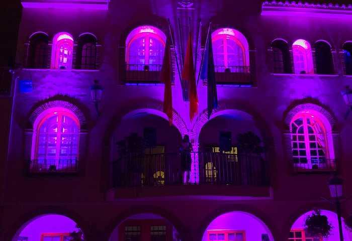 noche violeta eliana