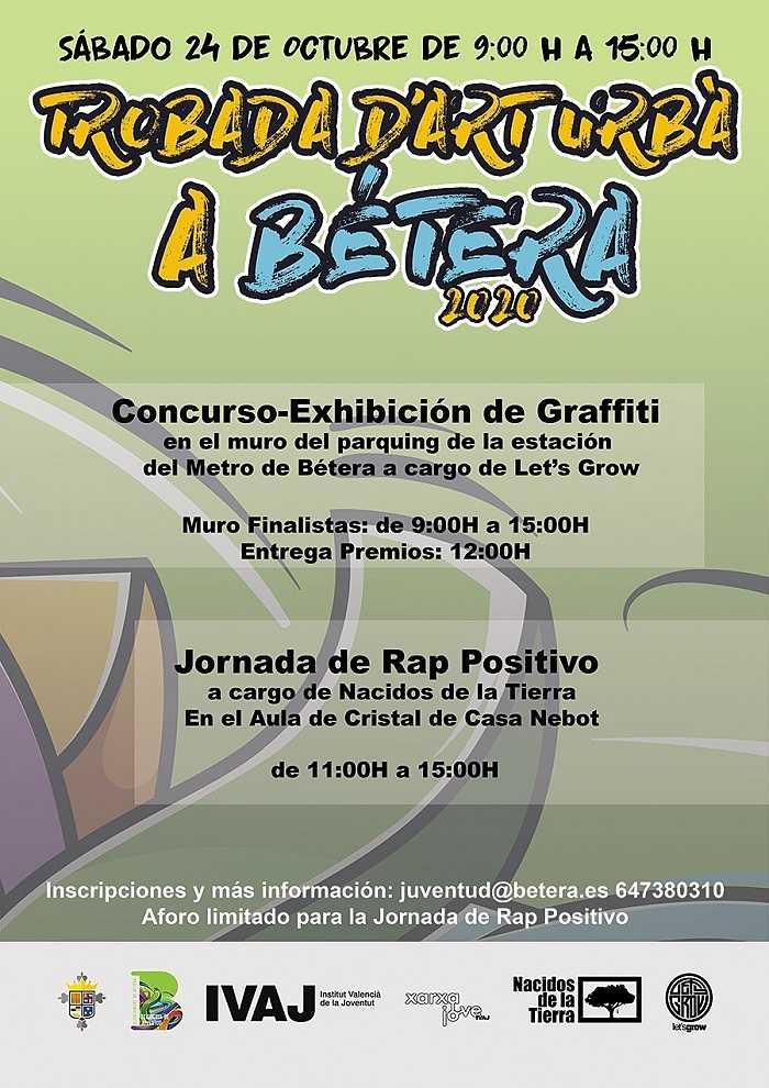 cartel betera grafiti