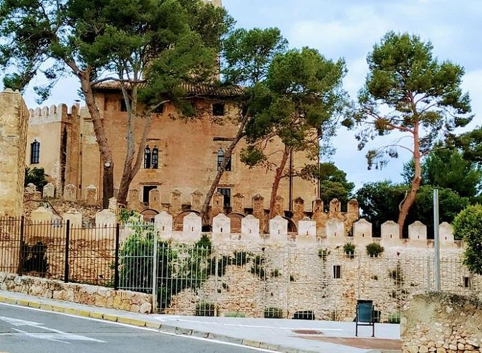 castillo de benissano