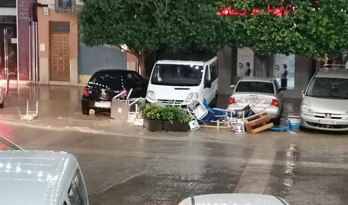 lluvias benaguasil