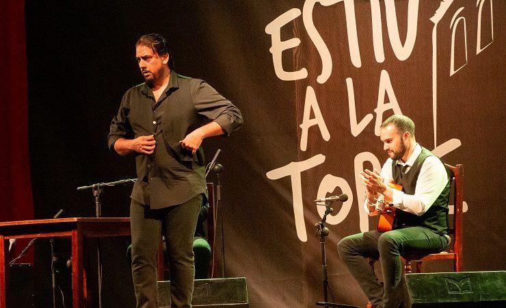 Estiu a la Torre Pinceladas Flamencas l'Eliana Camp de Túria
