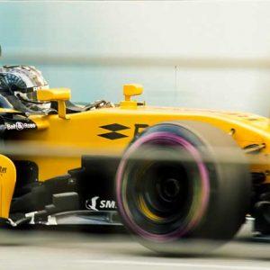 Coche de Formula 1