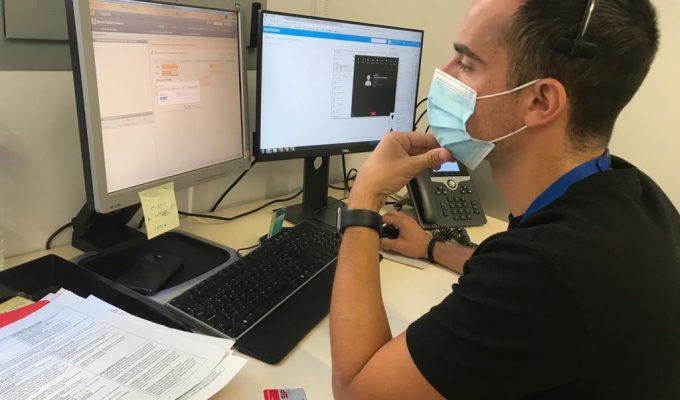 call center sanidad