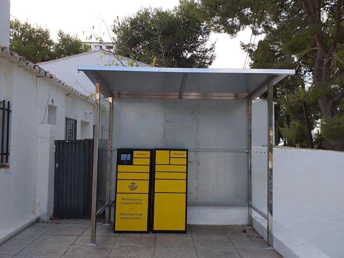 correos Loriguilla Camp de Túria