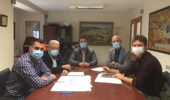 reunion conselleria Loriguilla Camp de Túria
