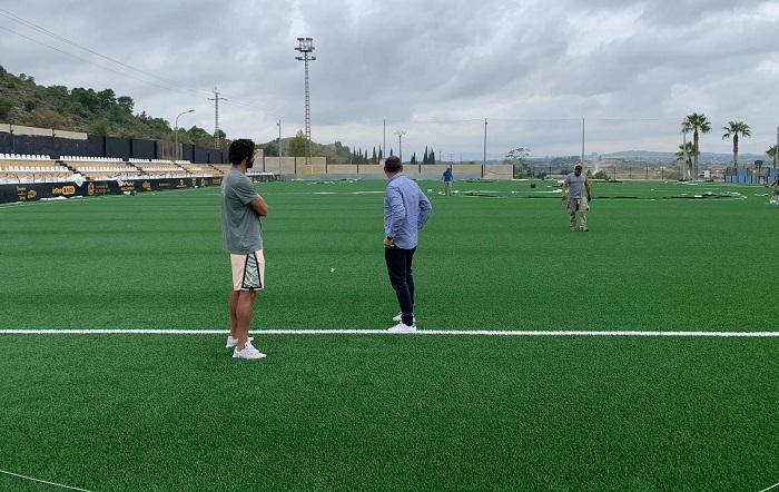 albiol campo futbol vilamarxant