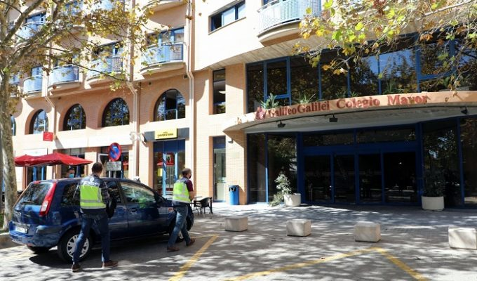 colegio mayor Galileo Galilei