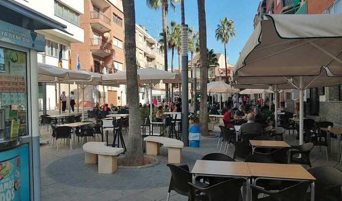 plaza del ayuntamiento vilamarxant