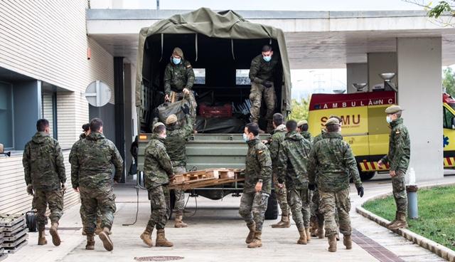 ejército Hospital Llíria