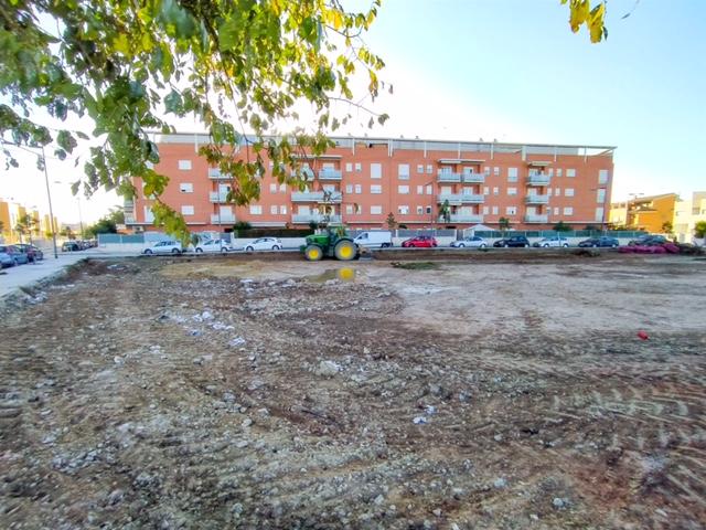 Parking Bétera Camp de Túria
