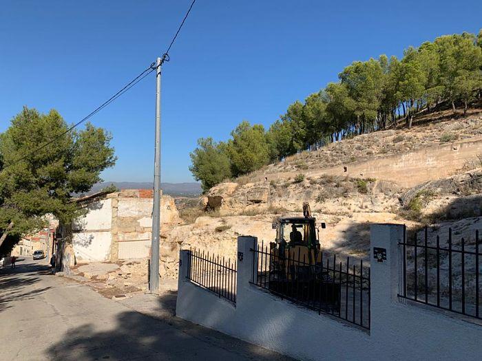 cuesta San Miguel Lliria Camp de Túria