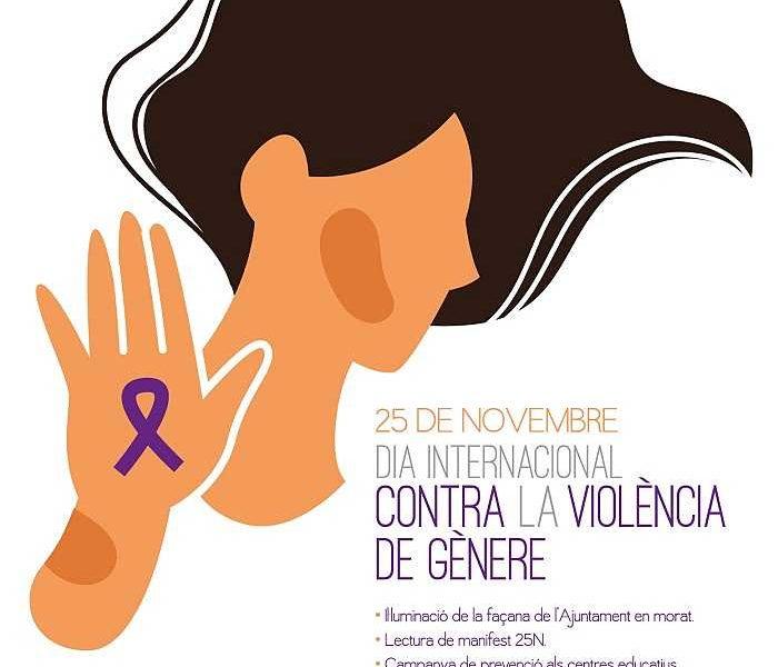 cartel 25N l'Eliana