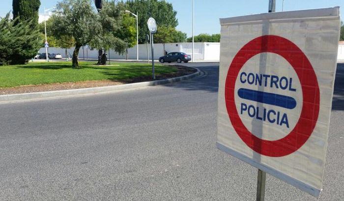 control policia