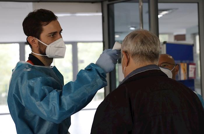 temperatura hospital EFE