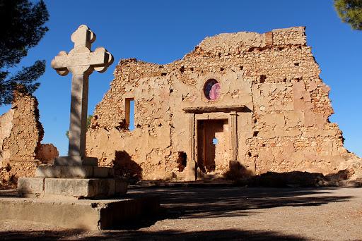 ermita-santa-barbara llíria camp de túria