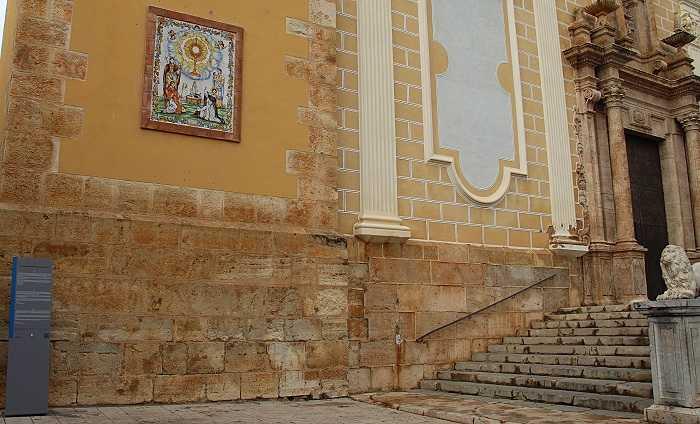 totem iglesia benaguasil
