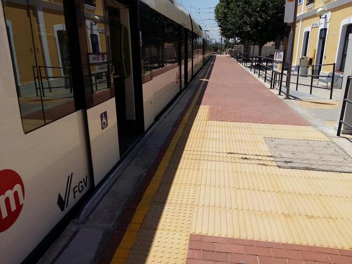 metro lliria