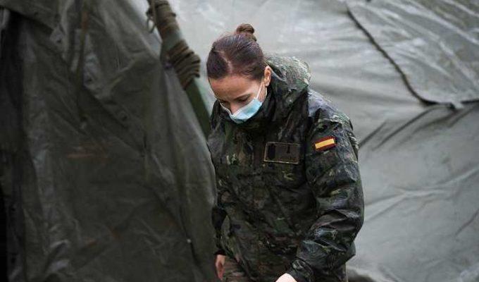 militares marines