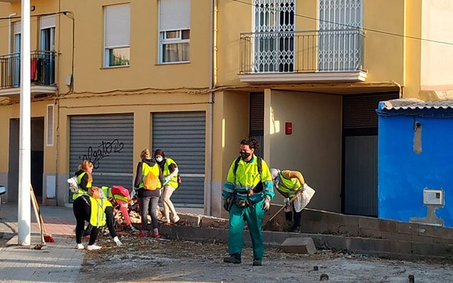 trabajos-de-limpieza Llíria Camp de Túria